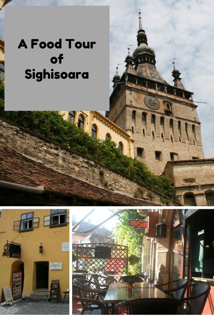 A Food Tour of Sighisoara, Romania