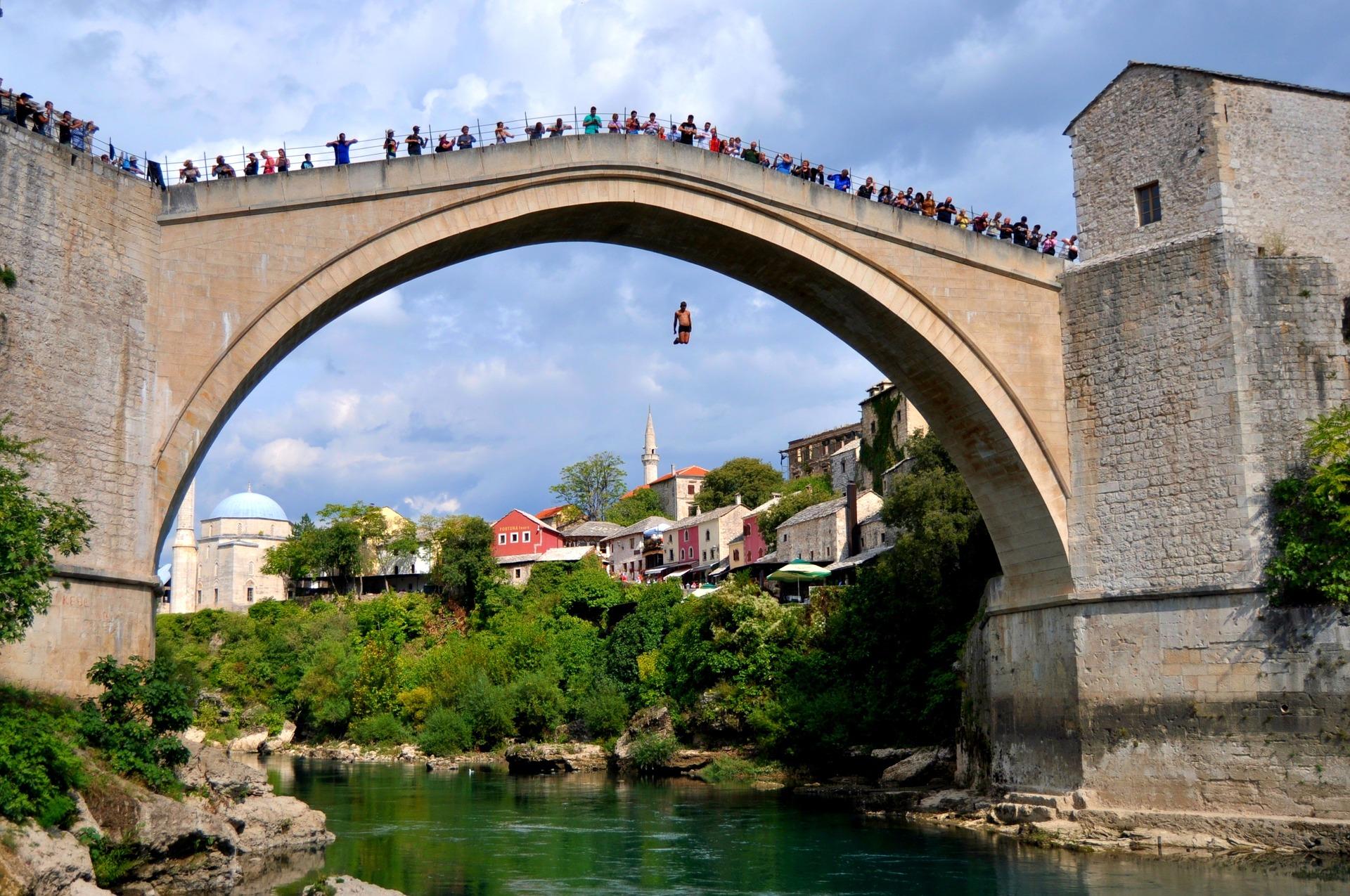Mostar, the Enchanted Gem of Bosnia and Herzegovina