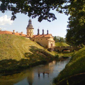 Niasviž Castle