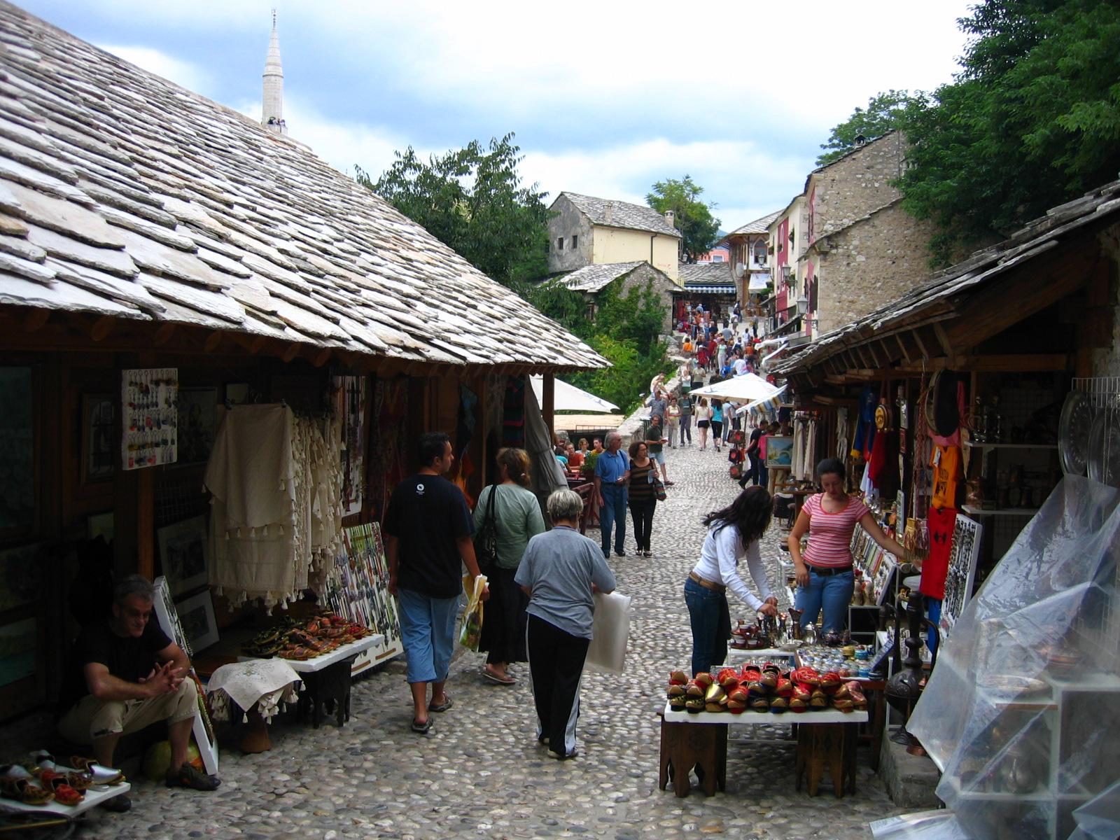 Mostar Bazaar