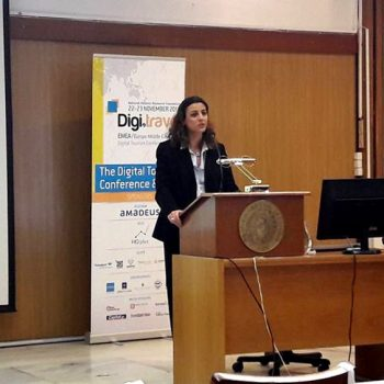 Marianna Sigala is Professor at the University of South Australia.