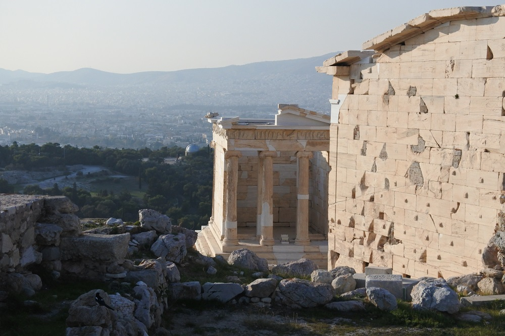 The magic that is the Acropolis.