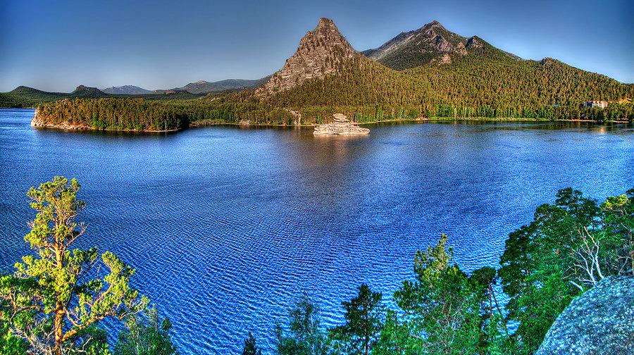 Lake Burabay (Borovoye)