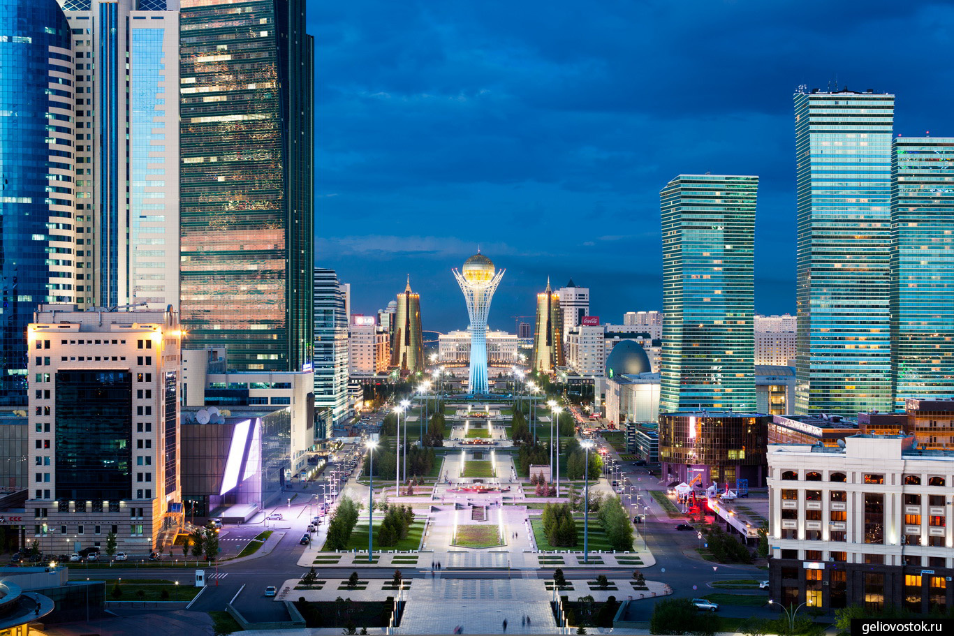 Visit Mysterious and Magnificent Kazakhstan