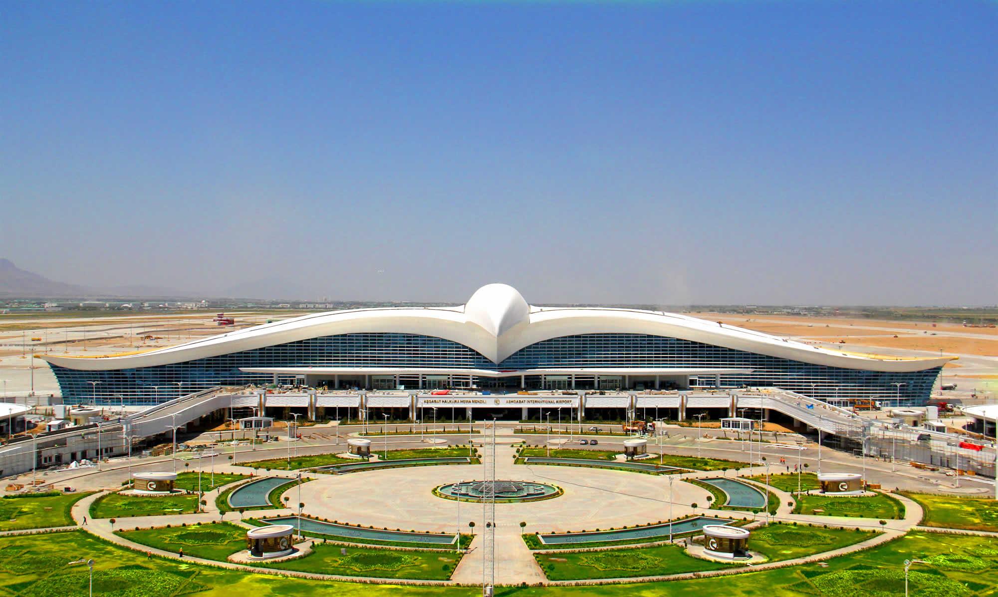 Traveling to Turkmenistan