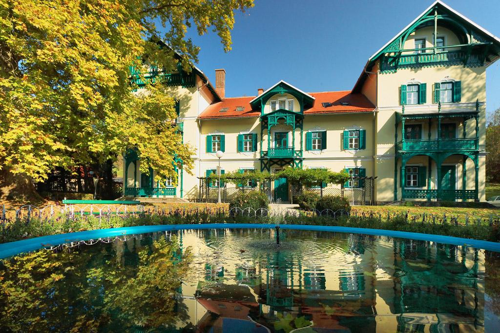Thermal Dobrna Slovenia