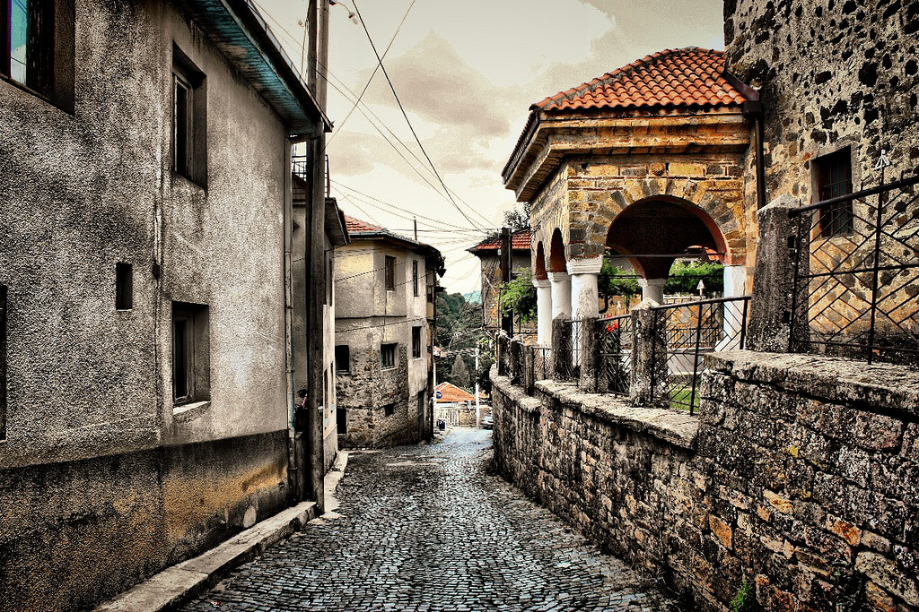Macedonian Destinations: Kratovo