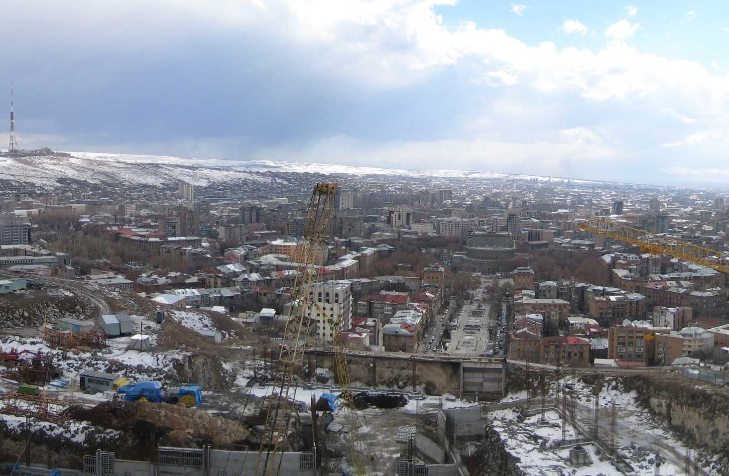 Christmas in Armenia - Eastern European Winter Traditions