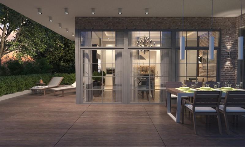 Gatchina Gardens homes conceptualization