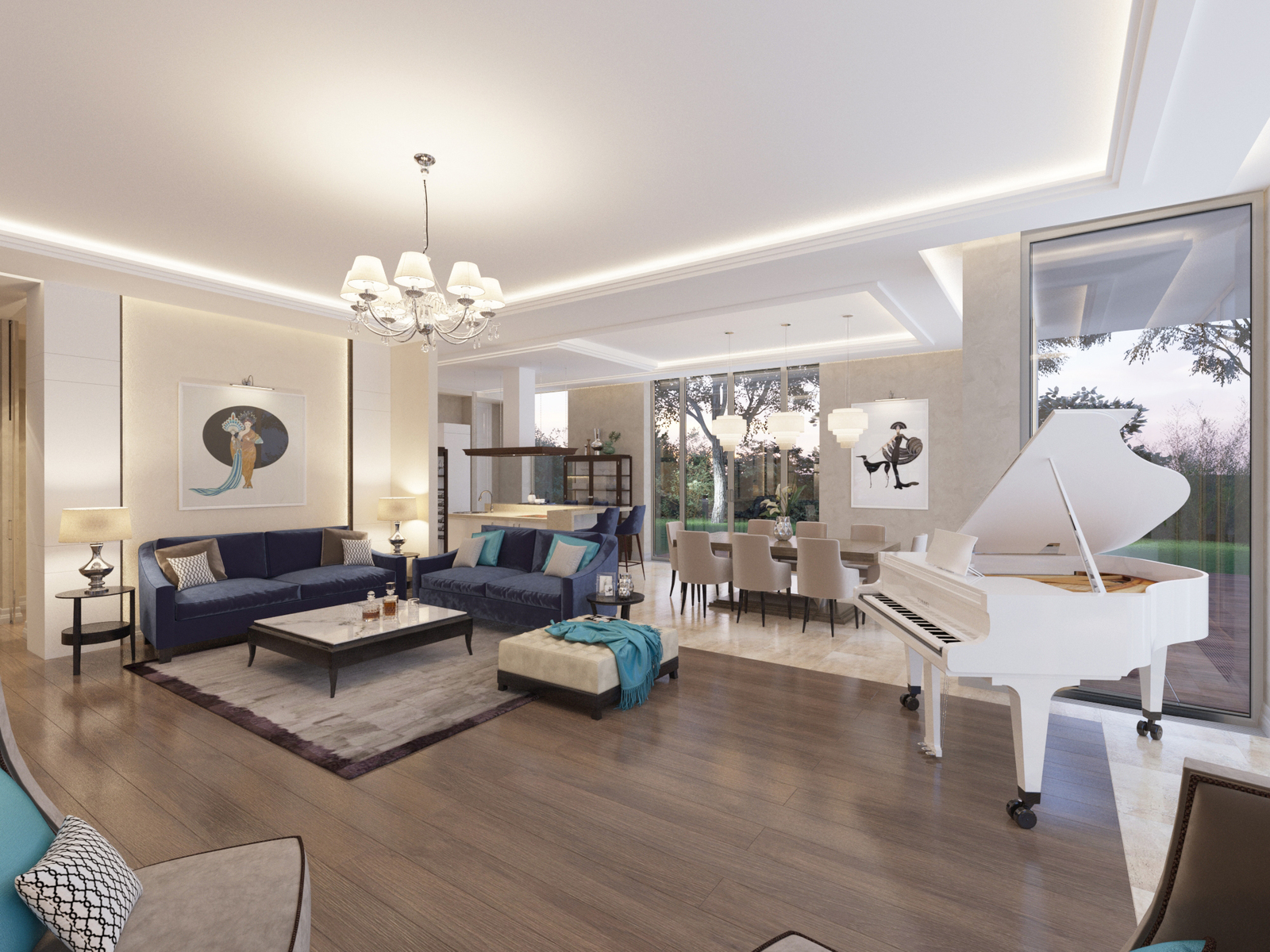 Crystal Penthouse