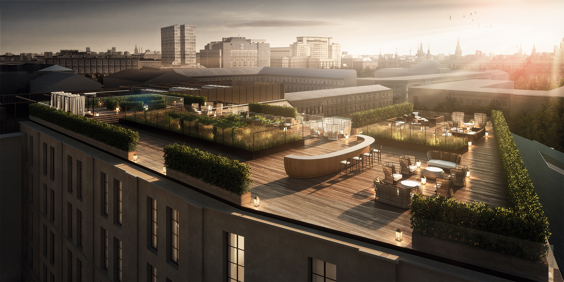 Moscow Investors to Grow 49 New Hotels by 2020