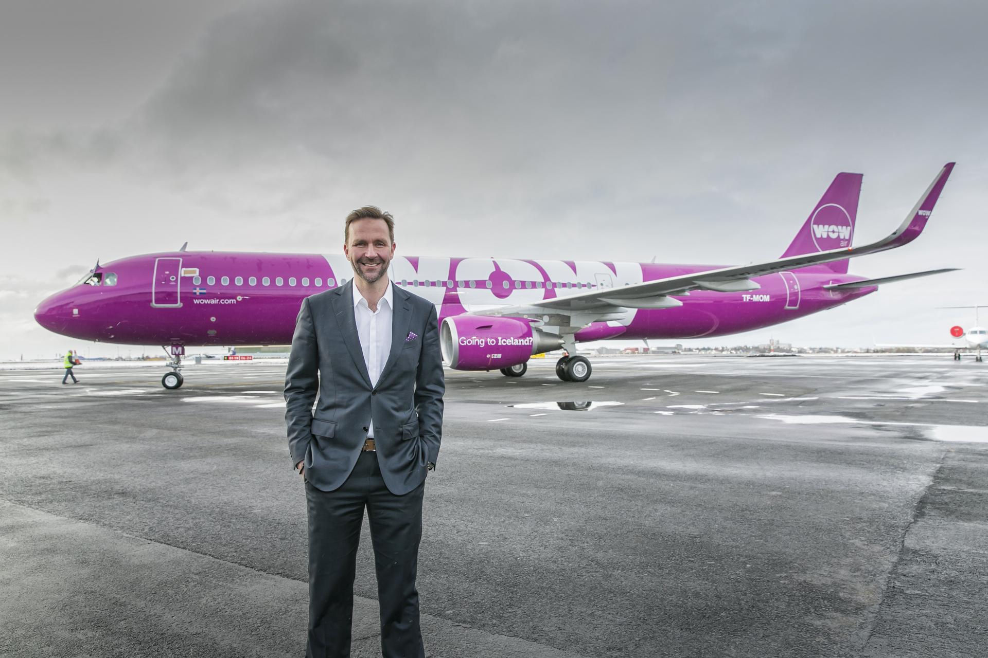 """WOW Air Offers """"WOW"""" $69.99 Fares to Europe"""