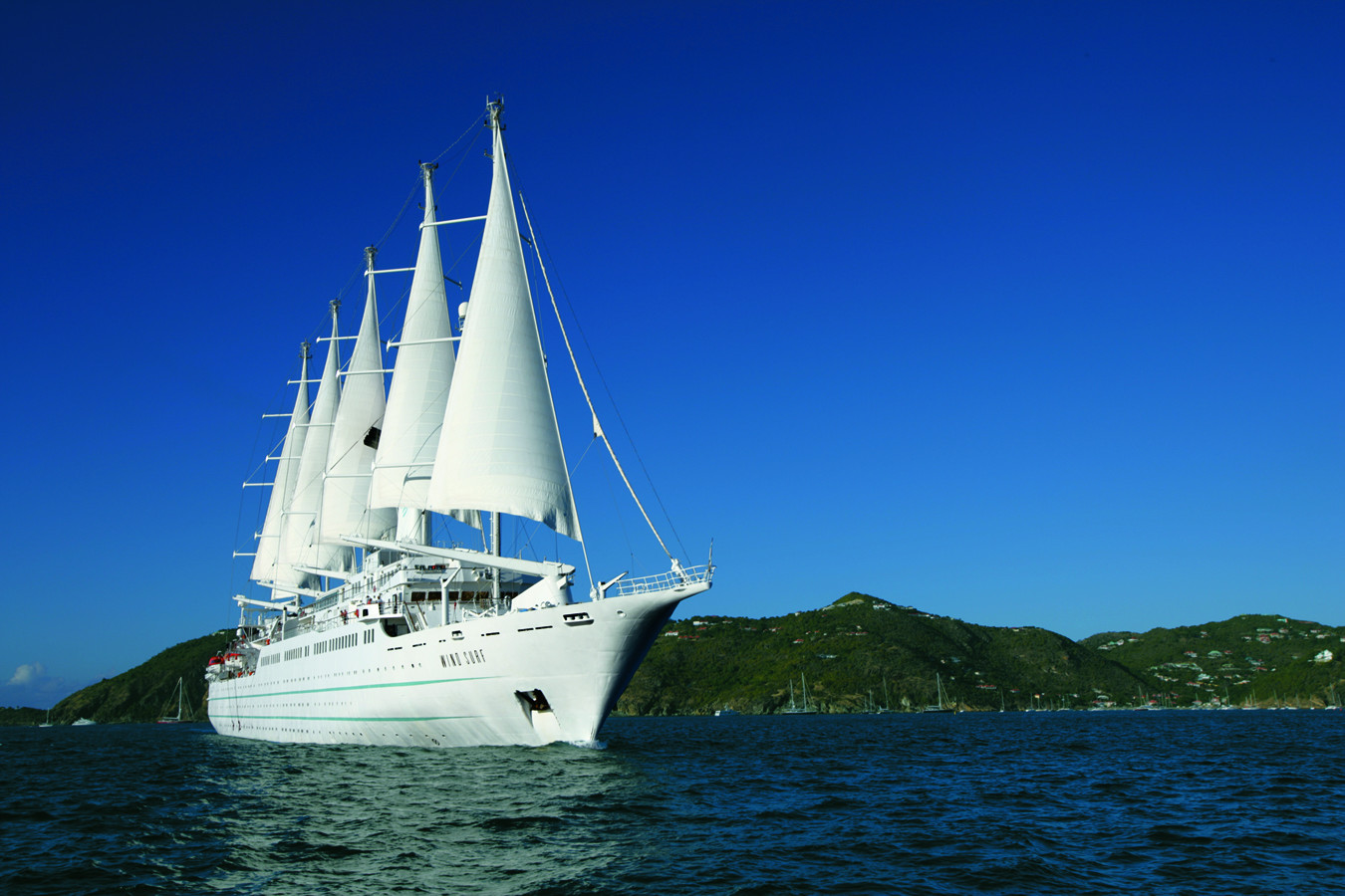 Windstar Picked as USA TODAY's #1 Best Boutique Cruise Line