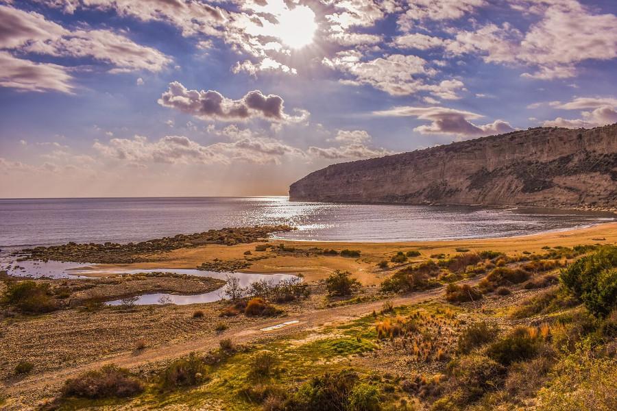 Zapalo Beach Cyprus