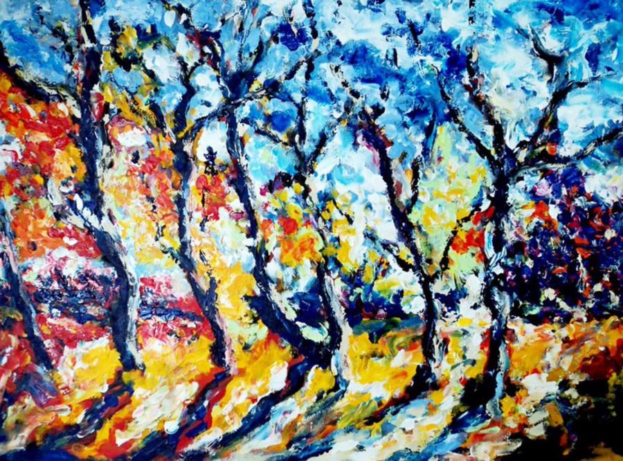 Valeriy Selin art