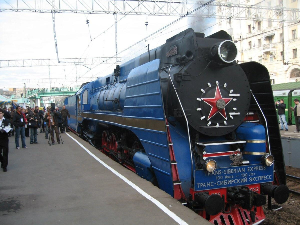 Golden Eagle Trans-Siberian Railway