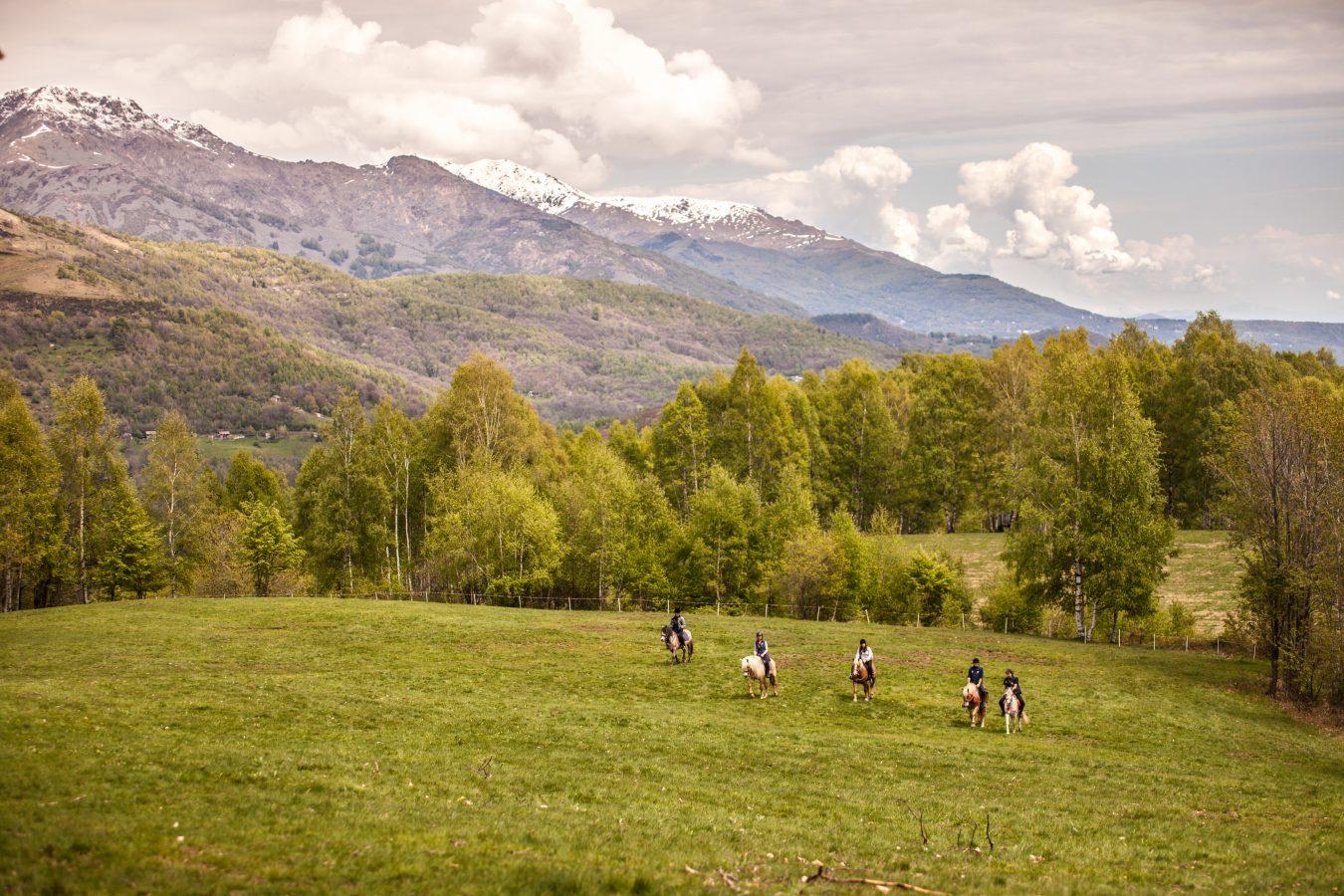 Horseback riding Argentina