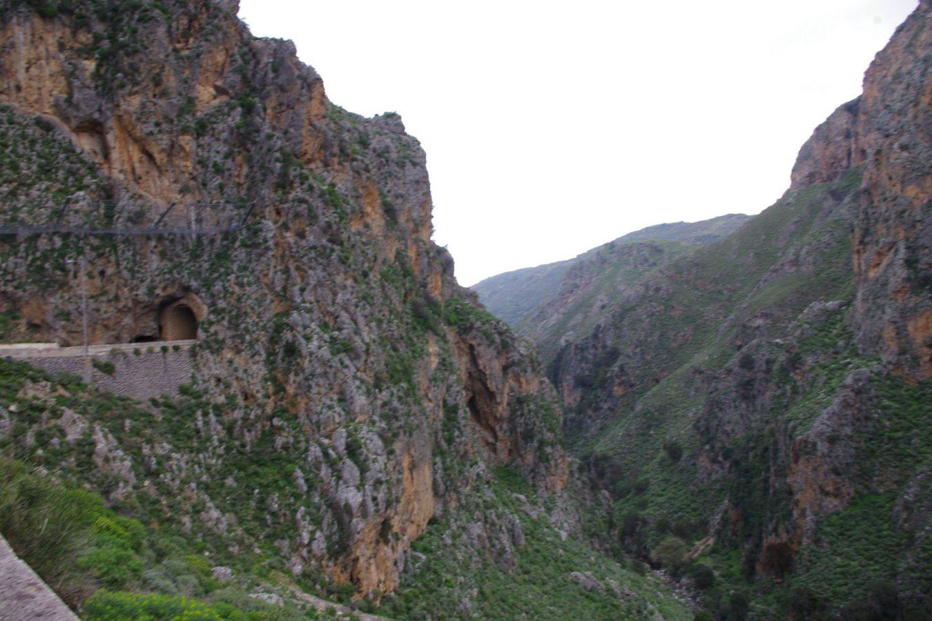 Crete gorges