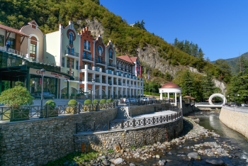 Five Reasons to Visit Borjomi This Summer