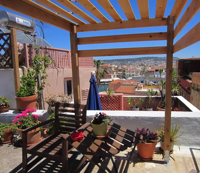 Old Town Chania apartment