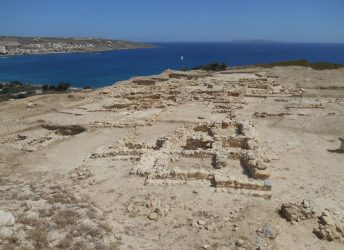 New Minoan Tombs Unearthed at Sitia