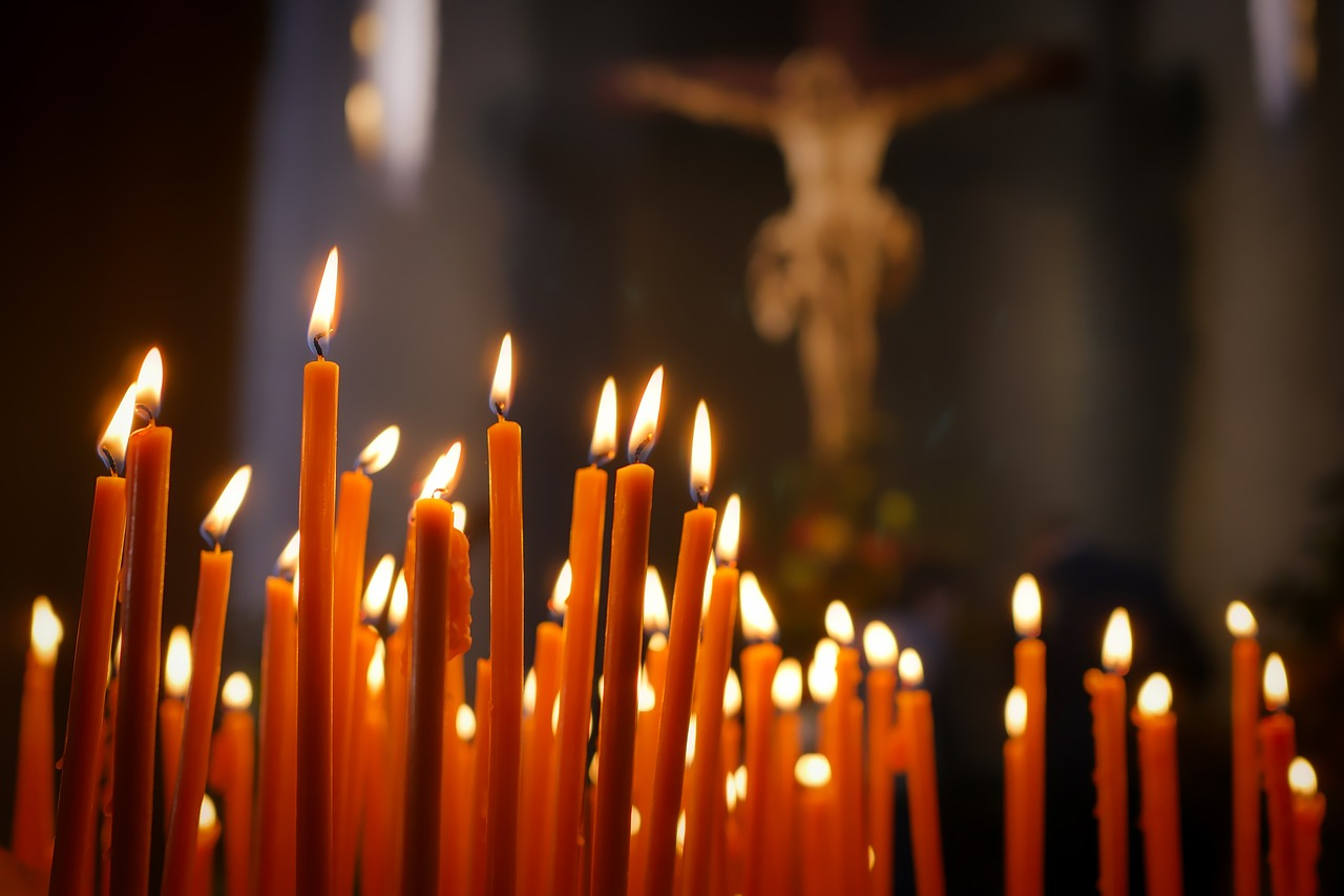 Candles of Good Friday