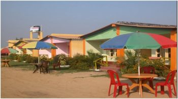 Tajpur Beach cottages