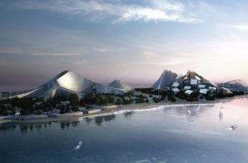 Zira Island eco development