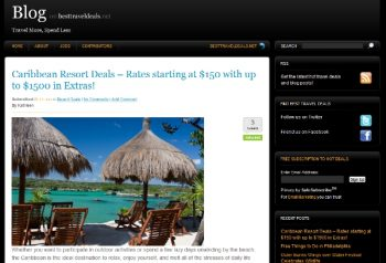 Where to Find the Best Travel Deals – Whodathunkit?