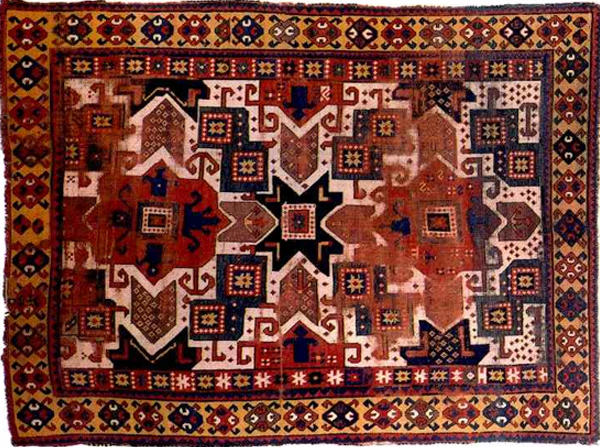 The Azerbaijani Rug A Possible Unesco Intangible Cultural