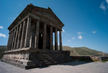 Garni Temple dating to the third Century BC