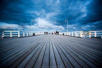 Europe's longest pier