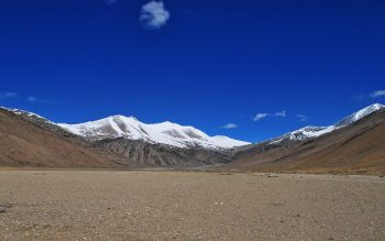 Sheltered from the monsoons, the high desert's solitude beckons
