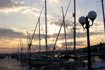 Explore Bulgaria and the Black Sea in style: St. Vlas marina.