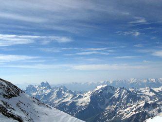 Mount Elbrus, Russia, North Caucasus
