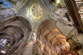The incomperable Catedral de Burgos