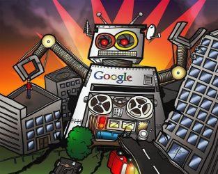 Google evil versus collective evil