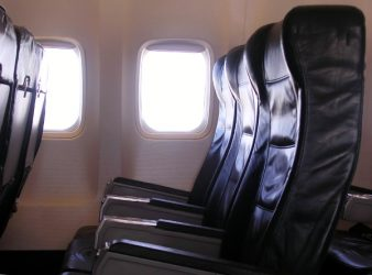 Empty airline seats paid for