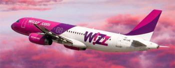 Wizz Air aircraft.