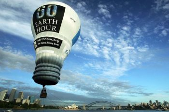 Save the environment, join in Earth Hour Singapore