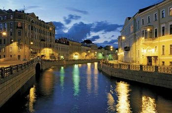 The Russian Venice: Saint Petersburg