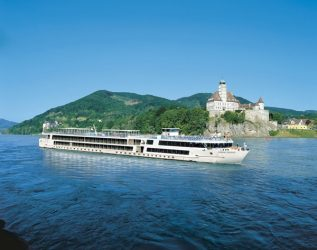 The Danube is cruised by some of the world's most stylish and comfortable river ships