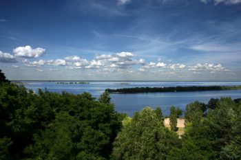 A more adventurous way to explore the Ukraine along the Dnieper river.
