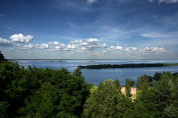 A more adventurous way to explore the Ukraine along the Dnieper river.