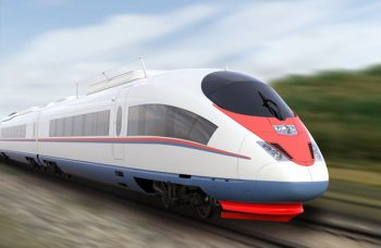 Russia's new high speed World Cup trains