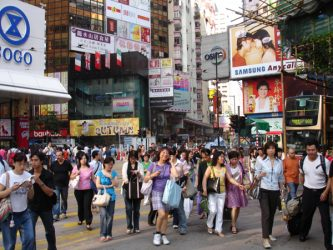 10% more tourist arrivals in Hong Kong are expected in April 2011
