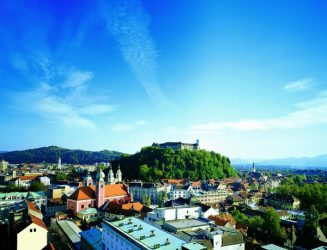 Ljubljana, one of Europe's most charming capital cities