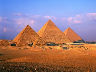 Now may be a great time to visit the pyramids with cheap deals expected to be on offer soon.