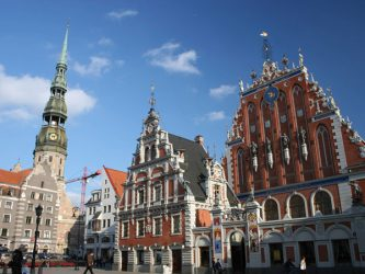 Riga is the best value capital city in Europe, according to the UK Post Office