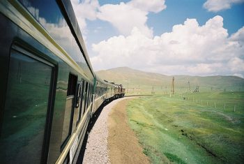 Railway to the Far East: The Trans-Siberian Railway